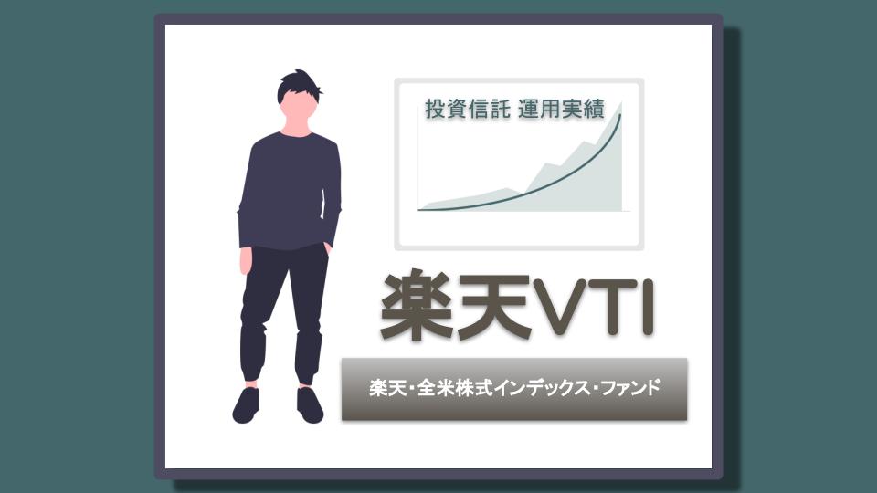 楽天・全米株式インデックス・ファンド(楽天VTI)の運用実績